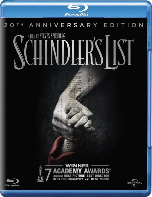 film reviews | movies | features | BRWC Schindler's List