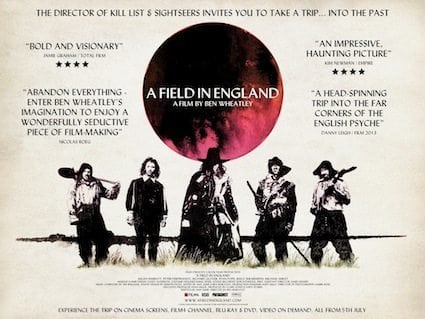 film reviews | movies | features | BRWC A Field In England Trailer & Poster