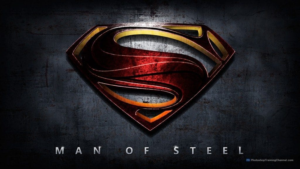 Man Of Steel All Out Action Flying Clip
