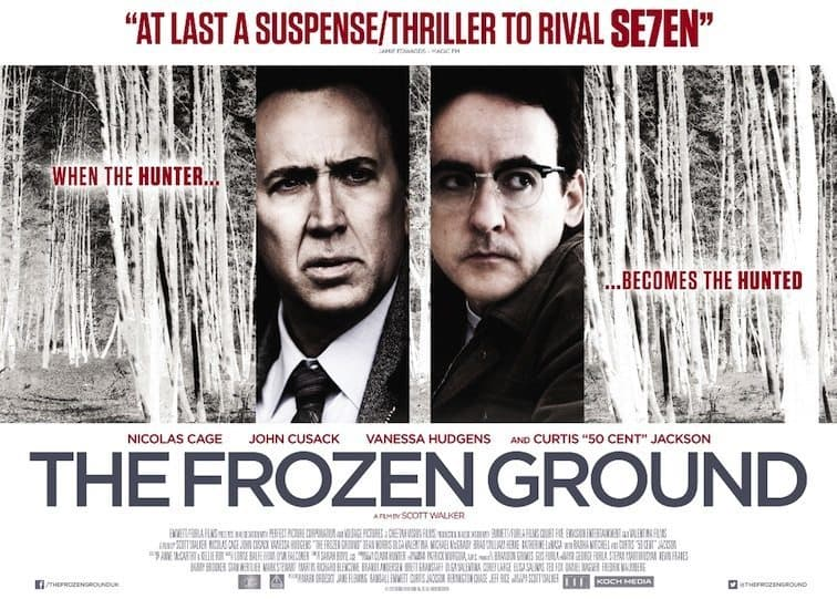 film reviews | movies | features | BRWC The Frozen Ground Trailer