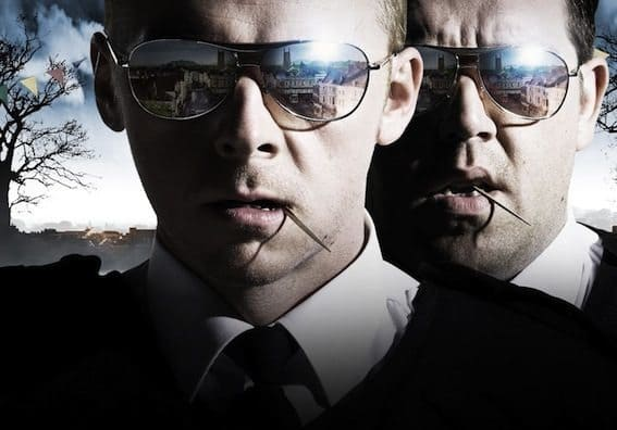 film reviews | movies | features | BRWC Hot Hot Hot Fuzz!