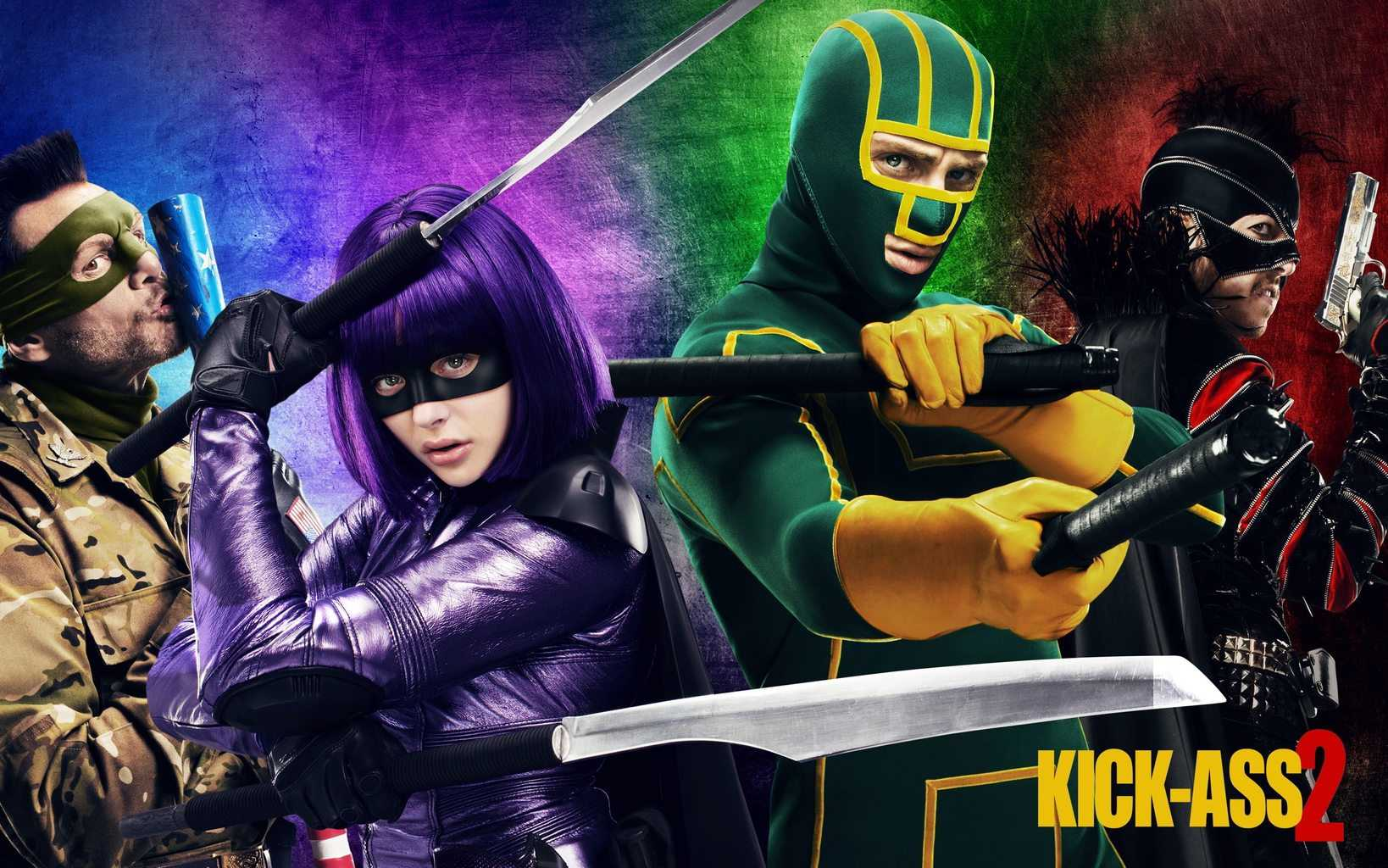 film reviews | movies | features | BRWC Kick Ass 2 Review
