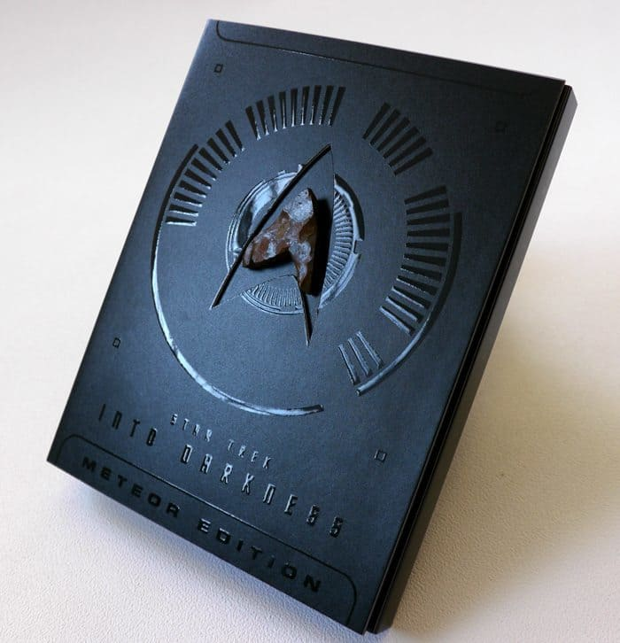 film reviews | movies | features | BRWC Star Trek: The World's First Truly Intergalactic Blu-ray!