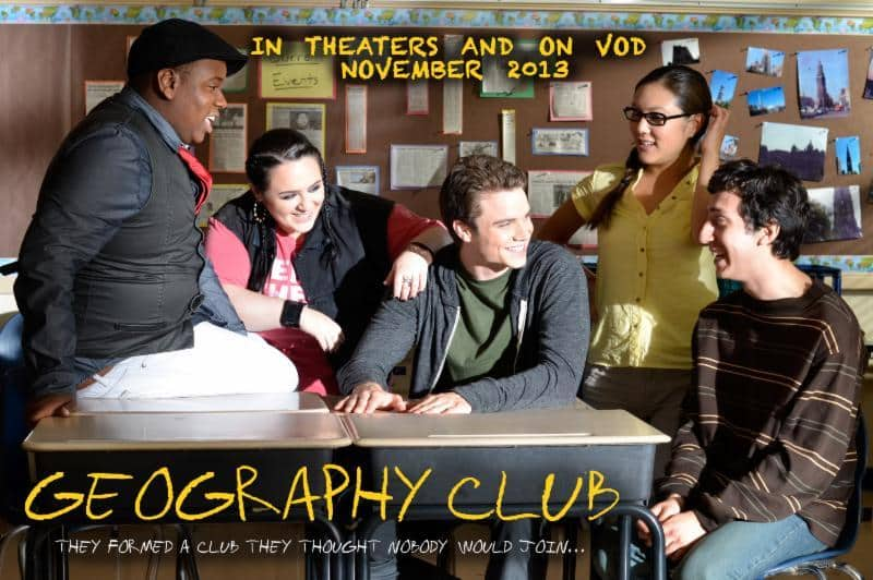 film reviews | movies | features | BRWC Geography Club Trailer & Poster