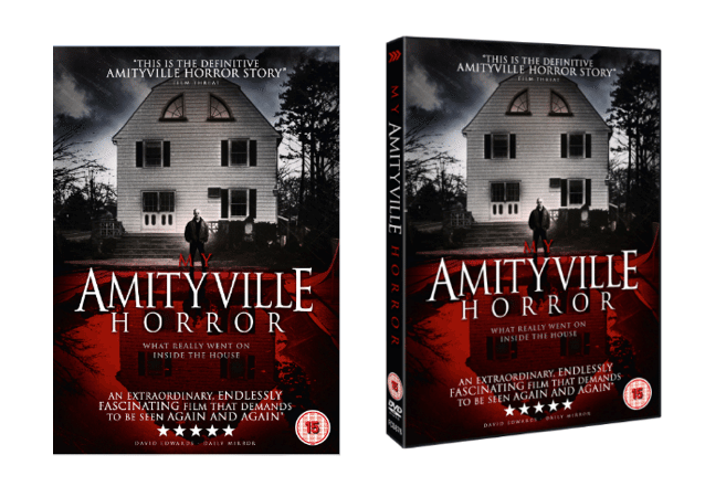 Movie review amityville horror
