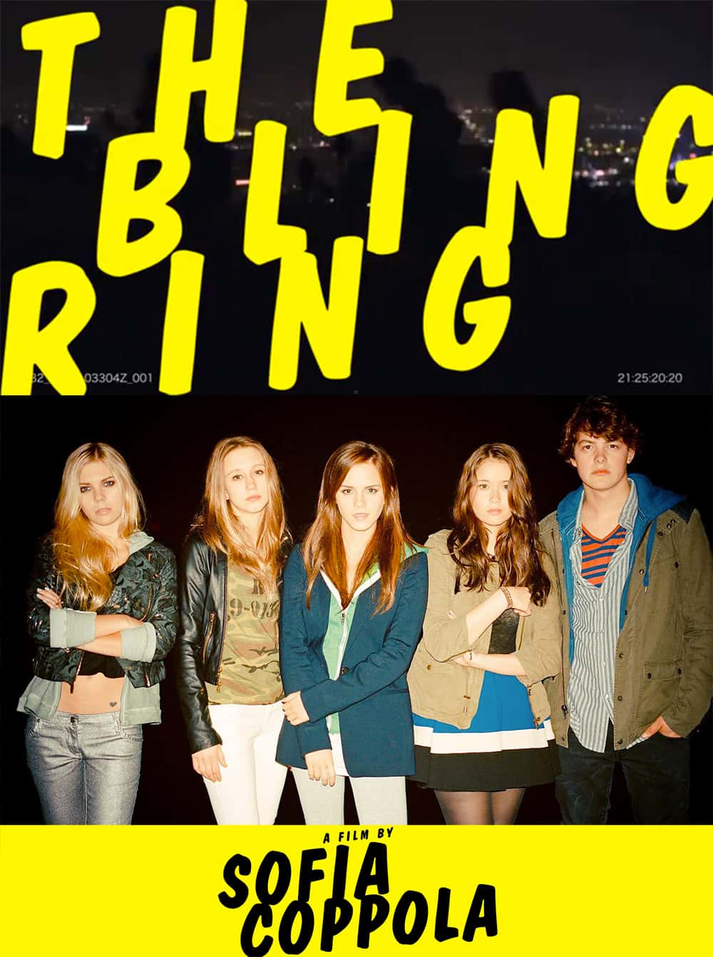 film reviews | movies | features | BRWC Sofia Coppola Talks Paris Hilton In Bling Ring Clip