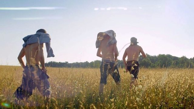 film reviews | movies | features | BRWC DVD Review: The Kings Of Summer