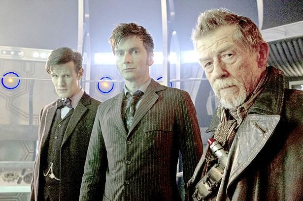 film reviews | movies | features | BRWC REVIEW: The Day Of The Doctor