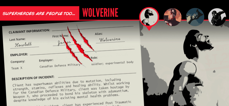 film reviews | movies | features | BRWC Wolverine Infographic