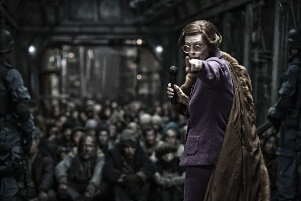 film reviews | movies | features | BRWC Snowpiercer: Review