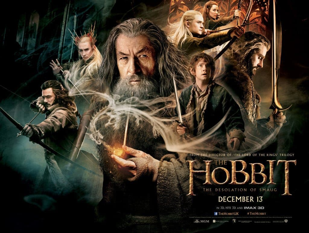 film reviews | movies | features | BRWC The Hobbit: The Desolation Of Smaug - Review
