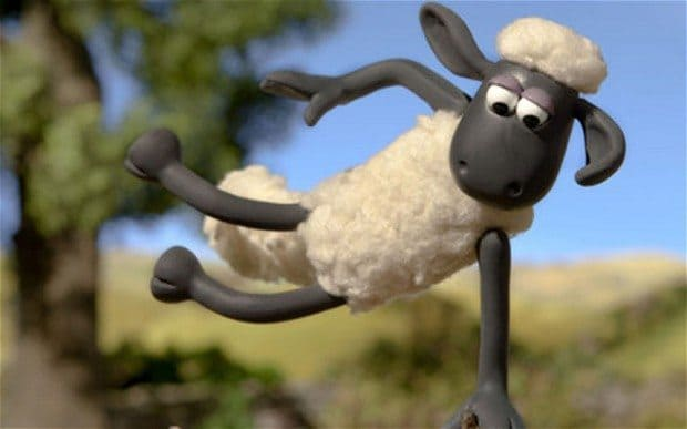 film reviews | movies | features | BRWC Shaun The Sheep! The Movie! The Teaser Trailer!