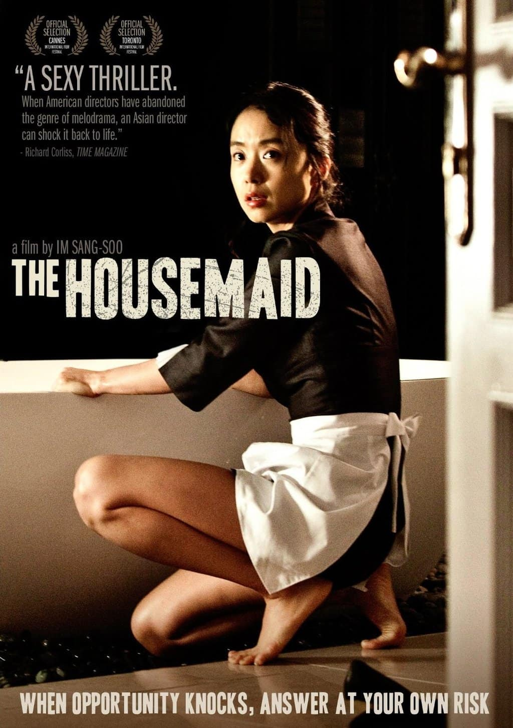 film reviews | movies | features | BRWC Review: The Housemaid (2010)