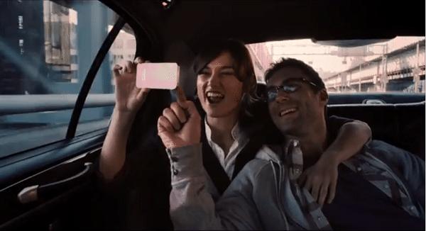 film reviews | movies | features | BRWC Begin Again Trailer Hits