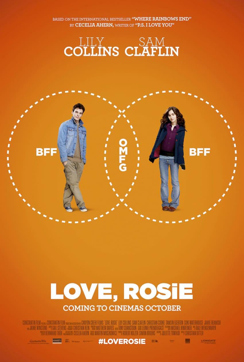 film reviews | movies | features | BRWC Love, Rosie, Trailer