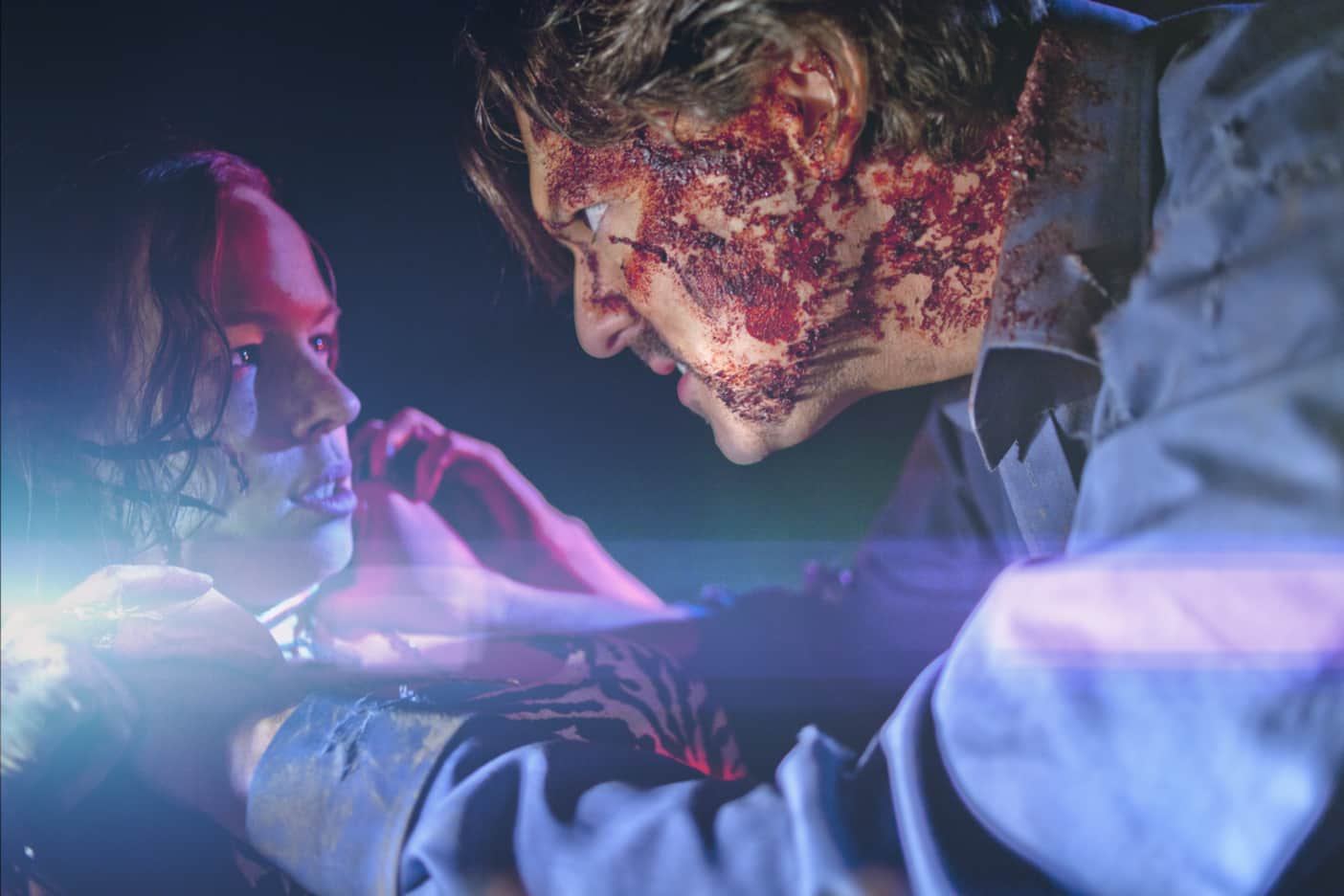 film reviews | movies | features | BRWC NSFW Clip From Devil's Mile Starring David Hayter