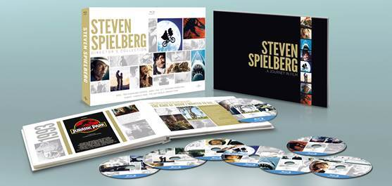 film reviews | movies | features | BRWC Steven Spielberg Director's Collection