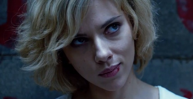 Lucy [Lucy, 2014] – ★★★