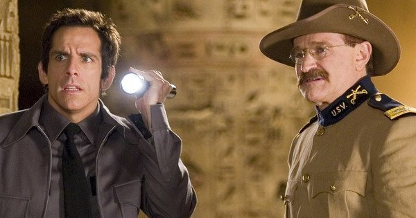 film reviews | movies | features | BRWC Night At The Museum: Secret Of The Tomb | First Trailer