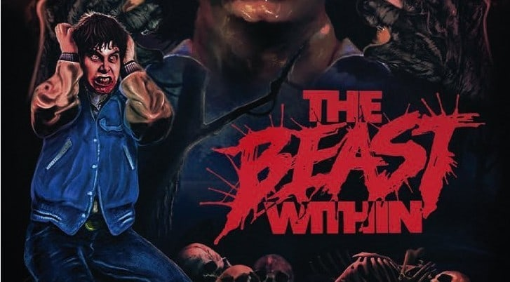 film reviews | movies | features | BRWC The Beast Within - Blu-Ray Review