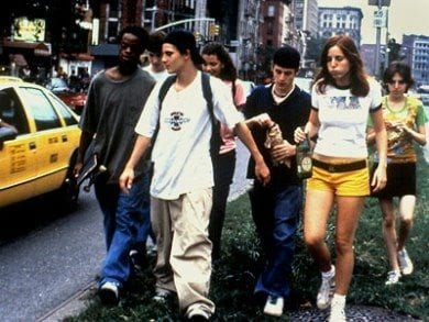 film reviews | movies | features | BRWC Movie Gem Of The Week: Kids (1995)