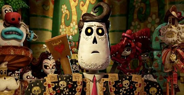 film reviews   movies   features   BRWC Becoming A Hero Featurette From Book Of Life
