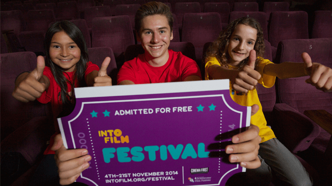 film reviews | movies | features | BRWC The Into Film Festival Opens Nationwide 4th Nov