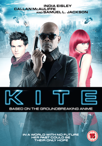 film reviews | movies | features | BRWC KITE With Samuel L. Jackson (Based On The Groundbreaking Anime)