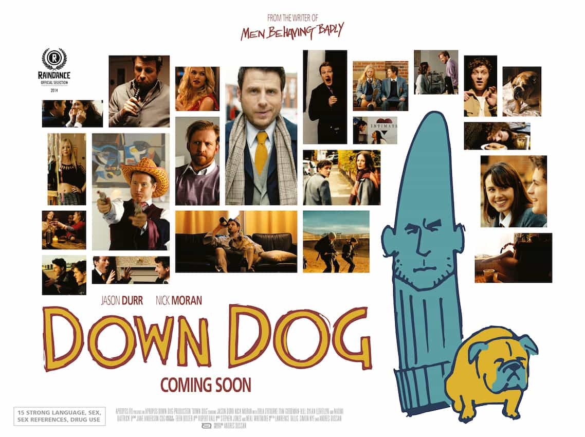 film reviews | movies | features | BRWC DOWN DOG