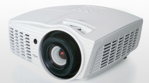 film reviews | movies | features | BRWC I Had An Optoma HD50 Projector For A Week