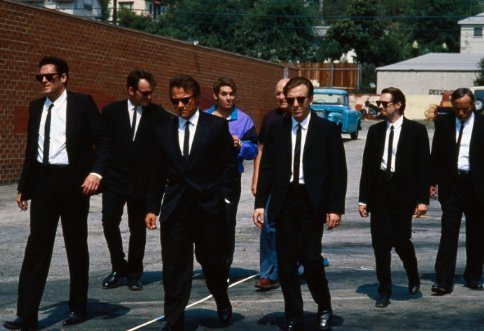 Reservoir Dogs film reviews | movies | features | BRWC My Favourite Movie Soundtrack: Reservoir Dogs (1992)