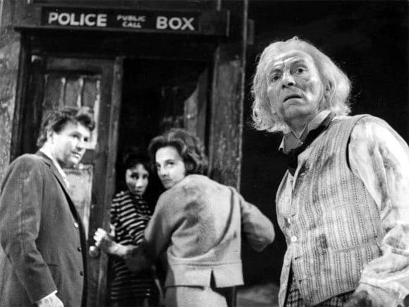 film reviews | movies | features | BRWC Doctor Who - 51 Years On