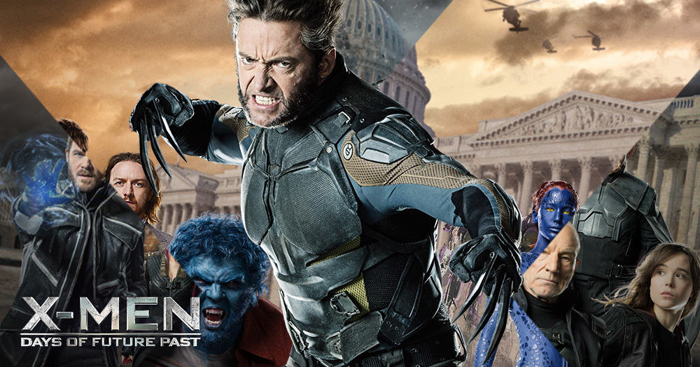film reviews | movies | features | BRWC Blu-ray Review: X-Men: Days Of Future Past - Empire Magazine Edition
