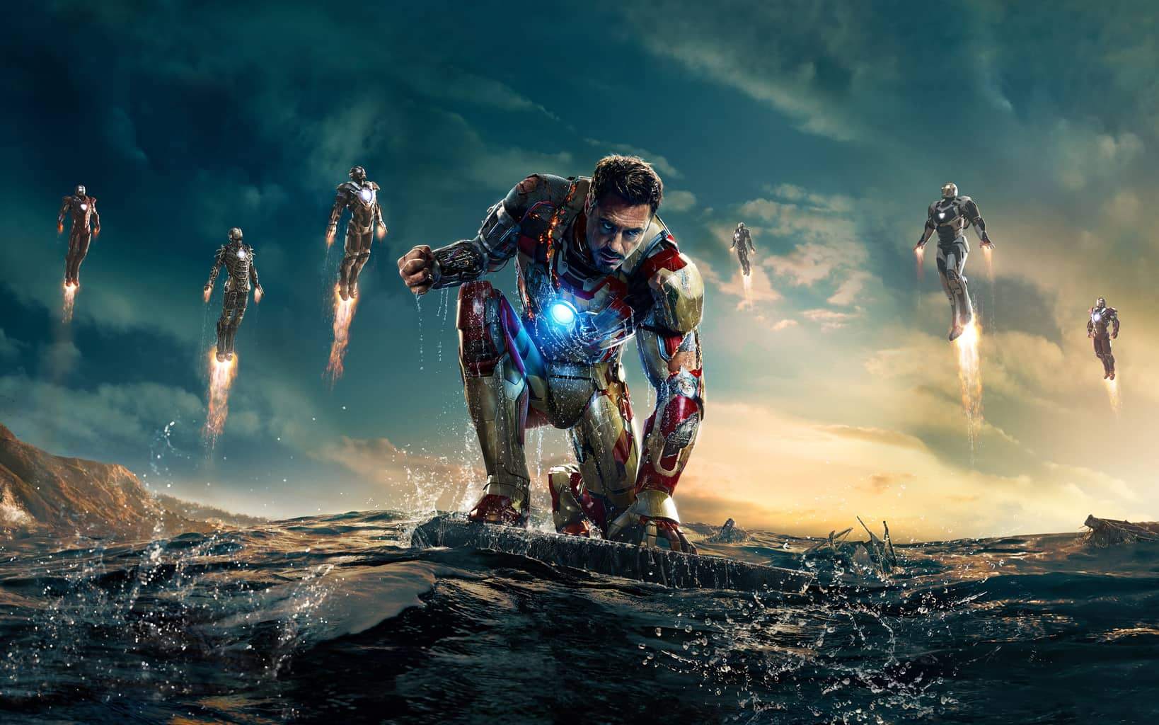 film reviews | movies | features | BRWC Review: Iron Man 3