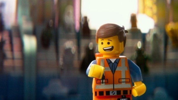 The Lego Movie is AWESOME! (sorry)