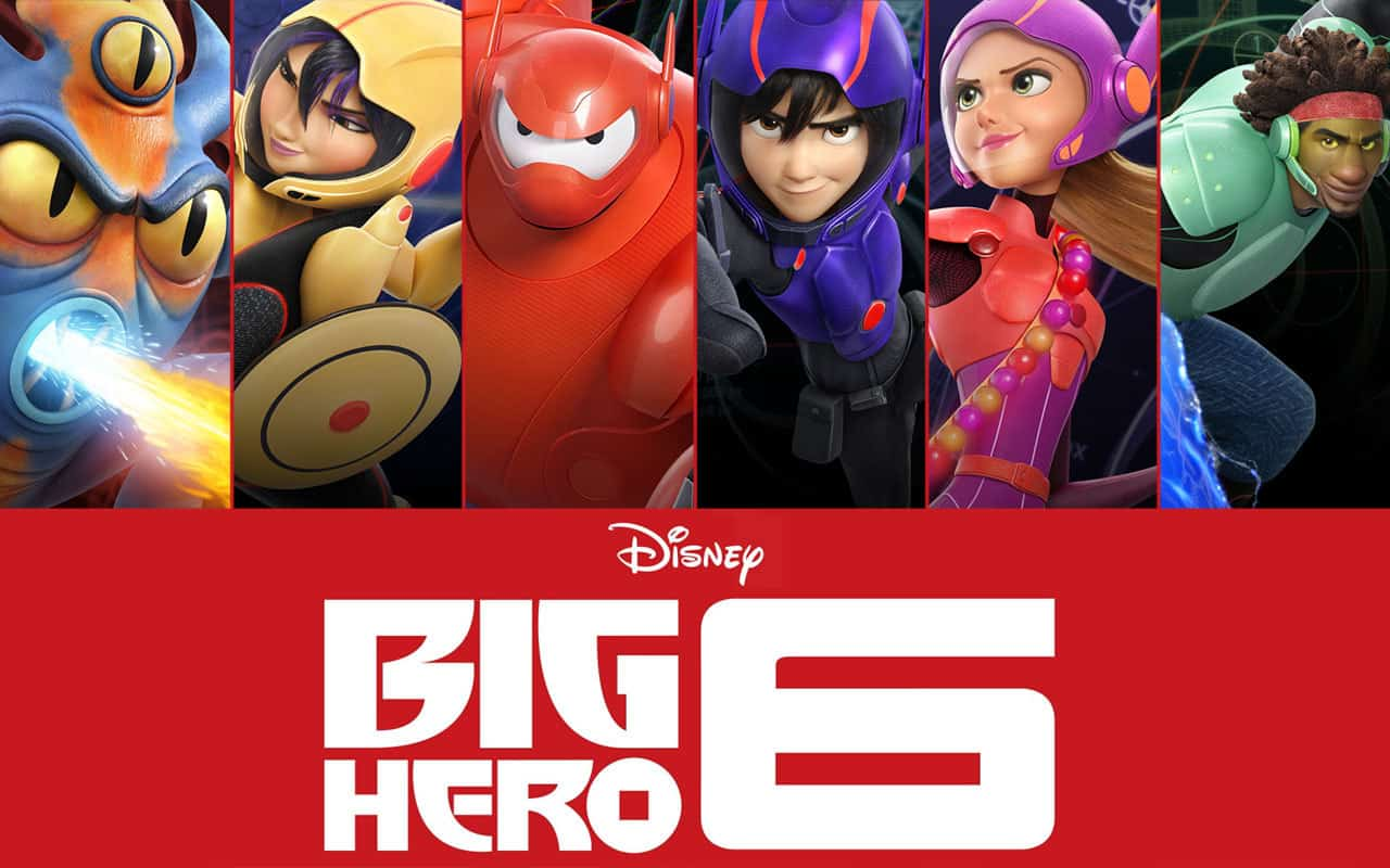 film reviews | movies | features | BRWC Big Hero 6: The BRWC Review