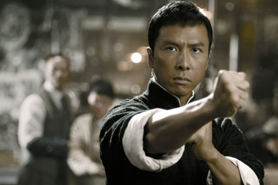 film reviews | movies | features | BRWC The Best Of Donnie Yen