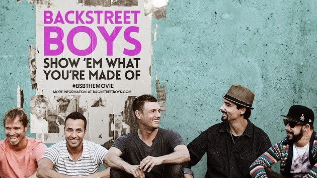 film reviews | movies | features | BRWC Backstreet Boys: Show 'Em What You're Made Of - A Superfan's View