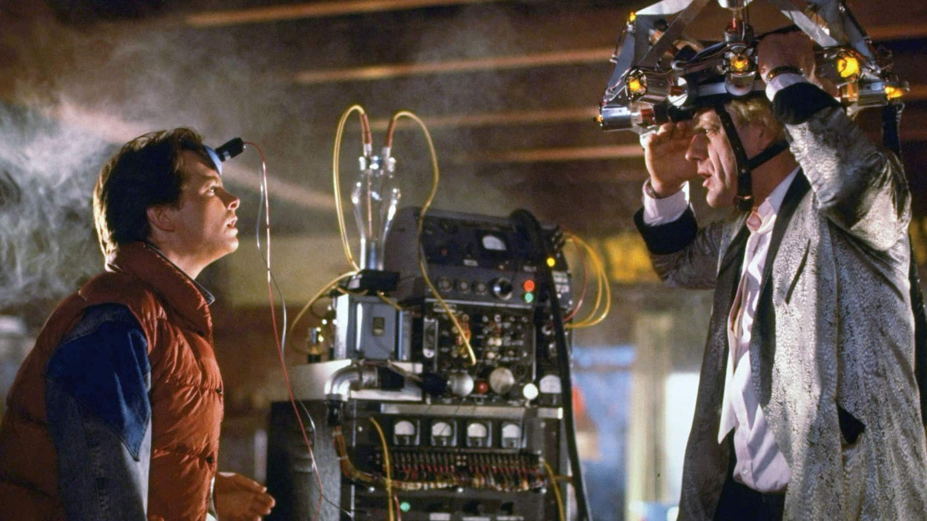 film reviews | movies | features | BRWC EIFF & RSNO PRESENT 30th ANNIVERSARY BACK TO THE FUTURE