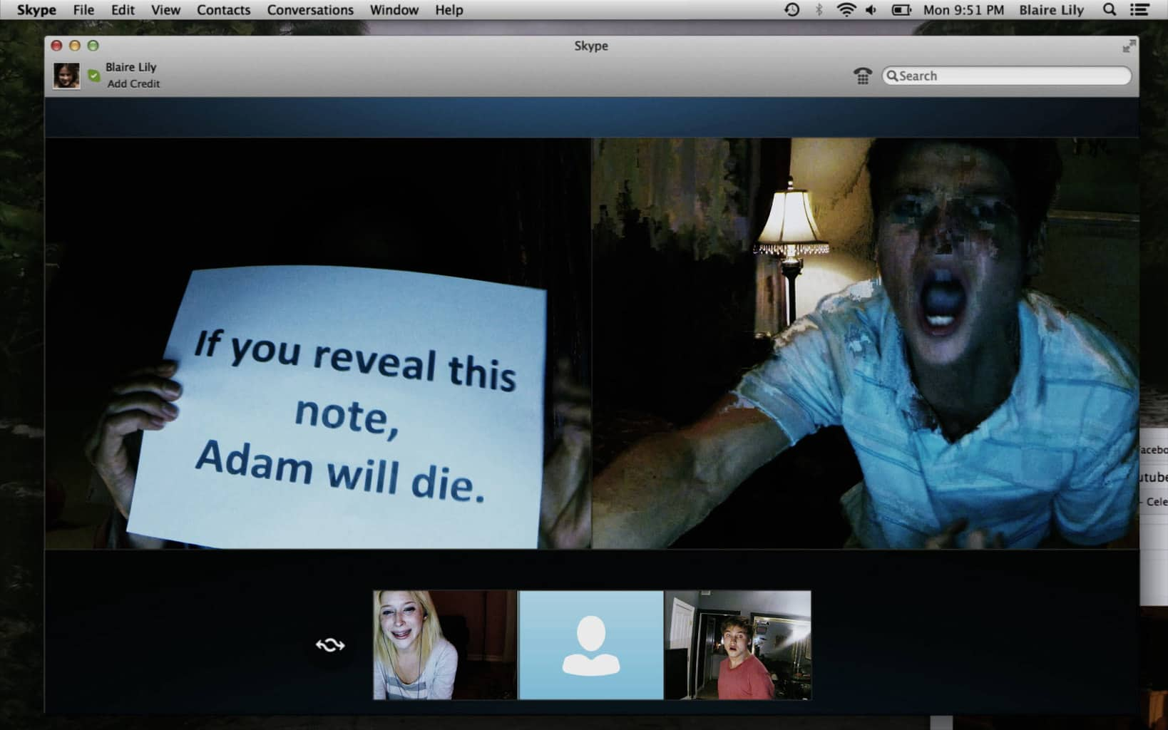 film reviews | movies | features | BRWC The BRWC Review: Unfriended