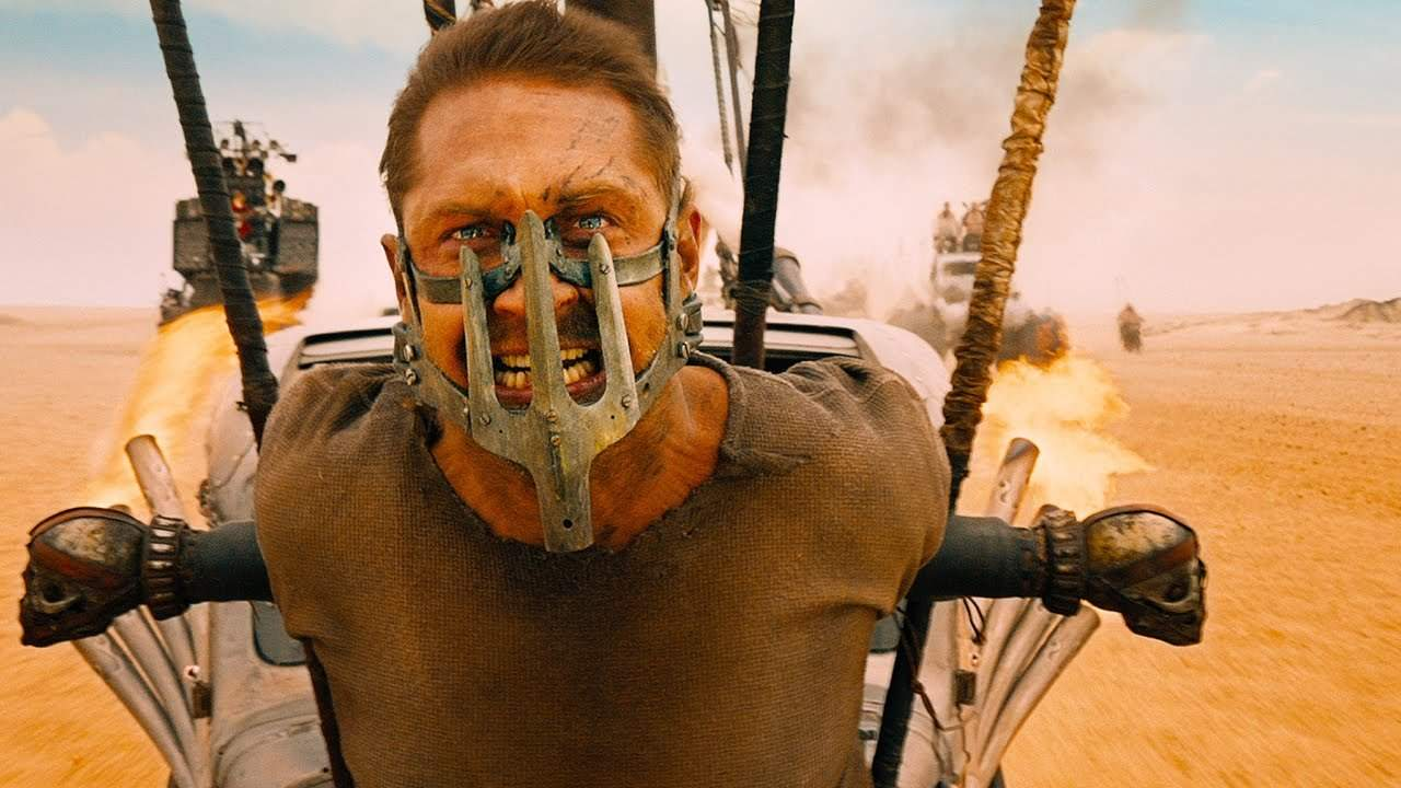 film reviews | movies | features | BRWC Mad Max: Fury Road - The BRWC Review