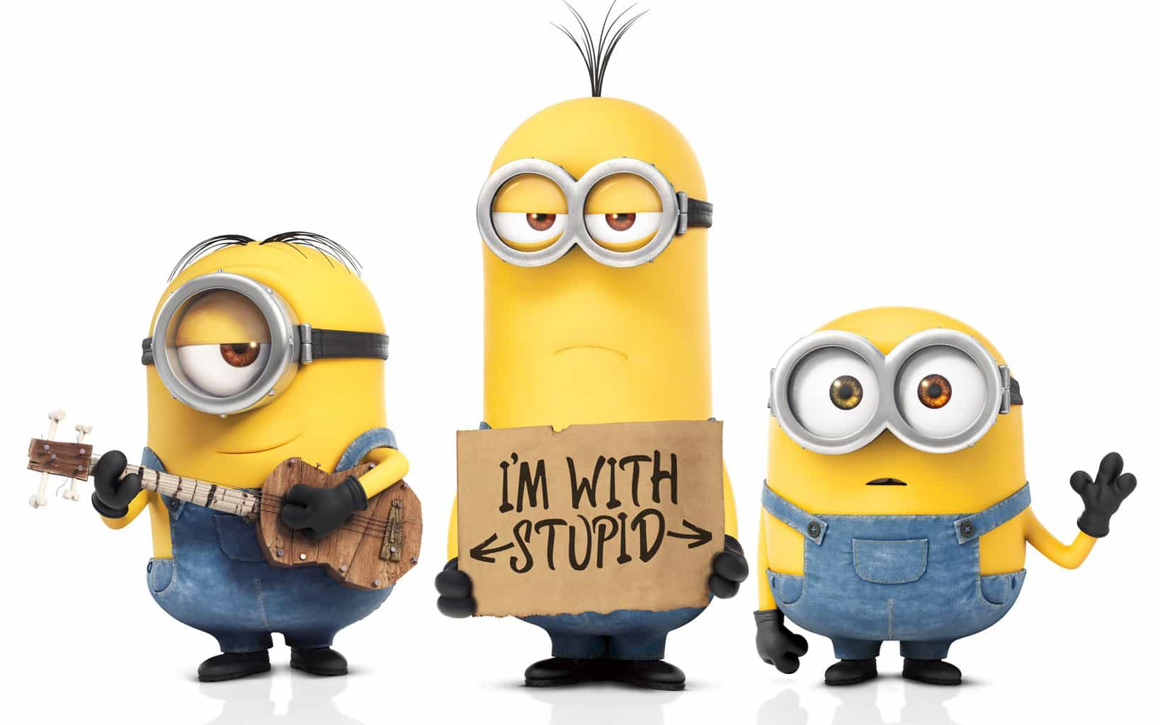 film reviews | movies | features | BRWC The Minions Get Their Own Film