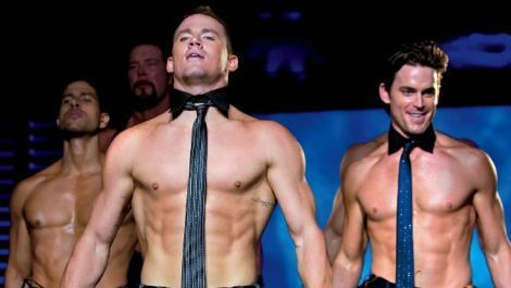 MAGIC MIKE XXL EUROPEAN PREMIERE LIVESTREAM