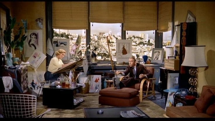 Best loft apartments on film film reviews interviews for The apartment cast