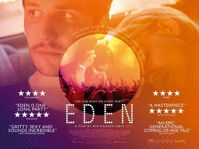 EDEN Poster & Trailer Hits