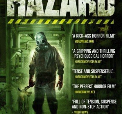 DVD Review: Hazard (2013)
