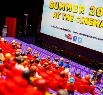 STATE OF THE ART CINEMA: Lego Cinema Unveiled