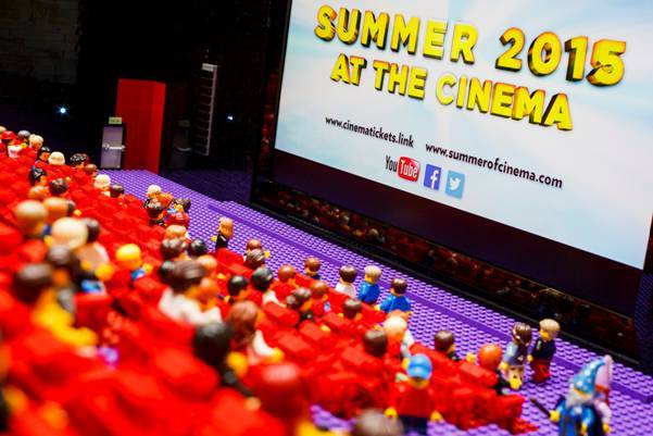 film reviews | movies | features | BRWC STATE OF THE ART CINEMA: Lego Cinema Unveiled