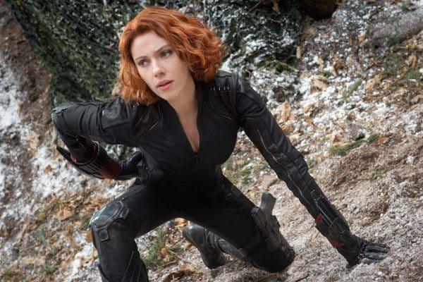 Marvel's Avengers: Age Of Ultron Black Widow/Natasha Romanoff (Scarlett Johansson) Ph: Jay Maidment ©Marvel 2015