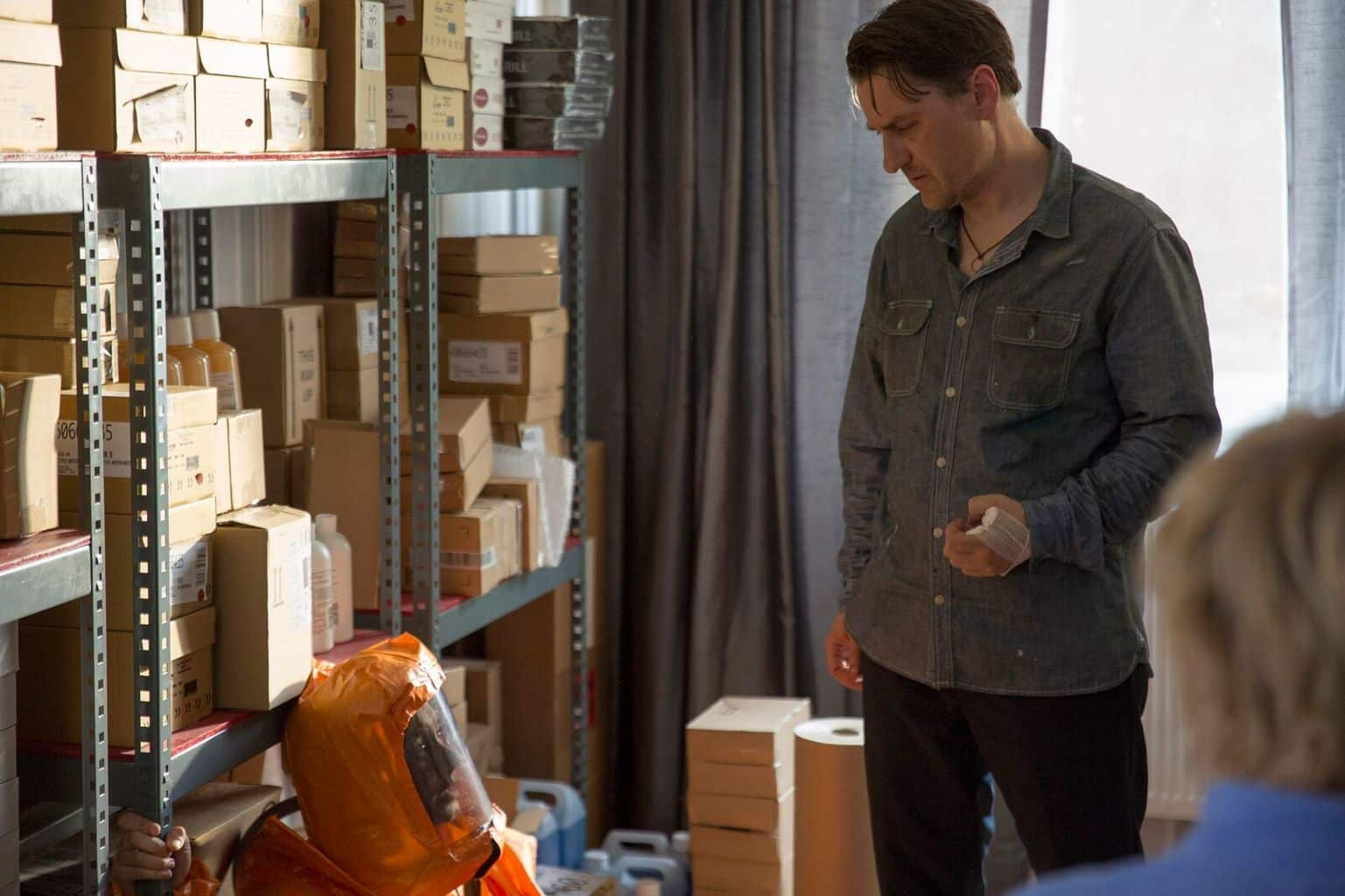 film reviews   movies   features   BRWC Review: Containment (2015)